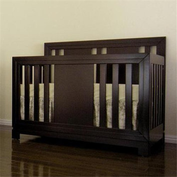 Eden Baby Furniture 90610 Melody Crib - Espresso