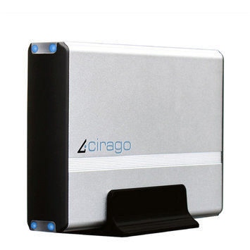 Cirago CST4000 1TB 3.5in. External Hard Drive