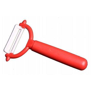 Laguna Cutlery 1200WRR103 Malibu Peeler Wht-Red