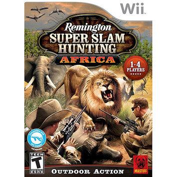 Mastiff Wii Remington Super Slam Hunting Africa
