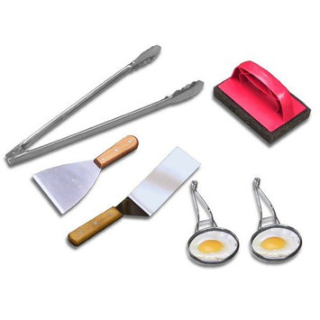 Little Griddle GK500 Deluxe Griddle Cooking and Cleaning Kit