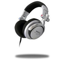 Technical Pro HPS820 Professional Headphones, Silver