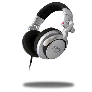 Technical Pro HPS820 Professional Headphones, Silver