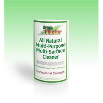 Green Blaster Products GBMS1G Natural Multi-Purpose Multi Surface Cleaner 1 Gallon Refill
