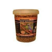 Unipet Usa Dried Mealworm To Go Tub Wild Bird Food