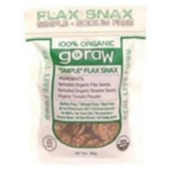 Go Raw Simple Flaxsnax