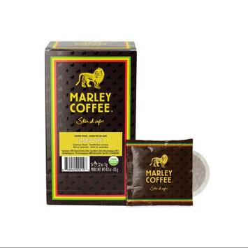 Gentek MLY02106 - Marley Coffee Coffee Pods; Lively Up!; 0.32 oz; 15/Box; 6 Box/Carton