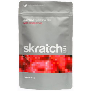 Skratch Labs Exercise Hydration Mix - 1 lb (raspberries)
