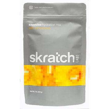 Skratch Labs - Exercise Hydration Mix Pineapples - 1 lb.