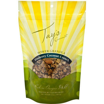 Tay's Gourmet Blueberry Coconut Crunch Power Granola, 12 oz
