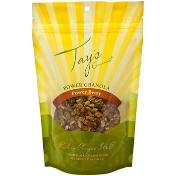 Tay's Gourmet Power Berry Crunch Power Granola, 12 oz