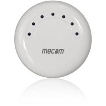 Mecam Mecam Classic Digital Camcorder - Hd - White - 169 - 5 Megapixel Video - USB - Microsd Card - Memory Card - Wearable (dm06-wte)