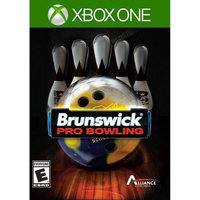 Crave Entertainment Brunswick Pro Bowling for Xbox One