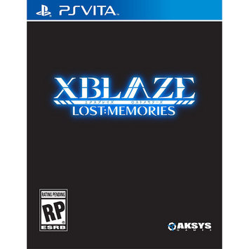 Aksys Games Xblaze Lost: Memories - Ps Vita