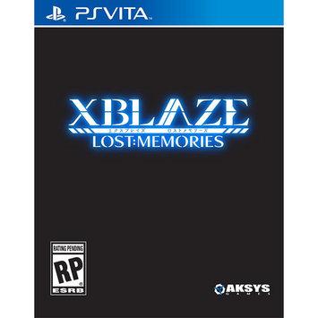 Aksys Games Xblaze Lost: Memories - Ps Vita
