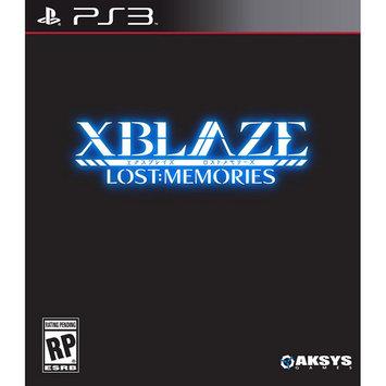 Aksys Games Xblaze Lost: Memories - Playstation 3