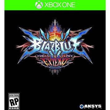 Aksys Games Blazblue: Chrono Phantasma Extend - Xbox One