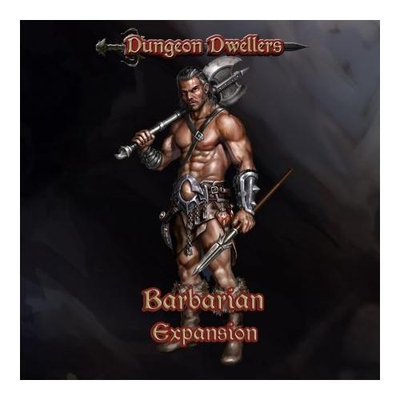 S2 Adventures Dungeon Dwellers: Barbarian Expansion 110