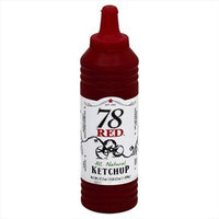 78 Red All Natural Ketchup Original