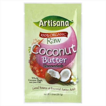 Artisana Raw Cocont Butter 1.1900-Ounce Pack of 10