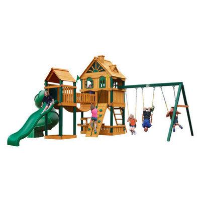 Gorilla Playsets Woodbridge Wood Swing Set