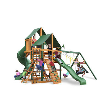 Gorilla Playsets Great Skye I Supreme CG Swing Set Kit