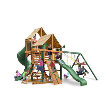 Gorilla Playsets Great Skye I Supreme WG Swing Set Kit