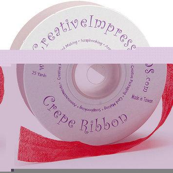 Shreeram Overseas Crepe Ribbon .75 X 25 Yards-Brown