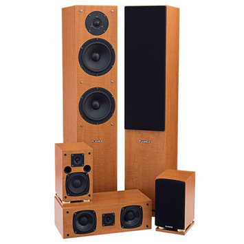 Fluance SXHTB 5 Speaker Surround Sound Home Theater System