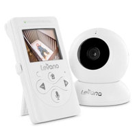 Babies R Us Levana Lila Digital Baby Video Monitor with Night Vision and Talk to Baby Intercom (31000)