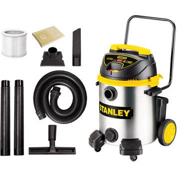 Stanley 6 gal Stainless Steel Wet/Dry Vac