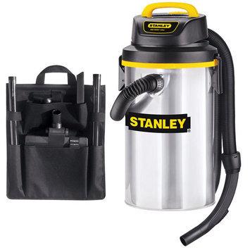 Stanley 4.5-Gal. Stainless Steel Wet/Dry Vacuum SL18133