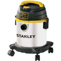 Stanley Sl18136 3-gallon Portable Stainless Steel Wet/dry Vacuum
