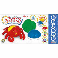 Gbaby By Geomag 4 Piece Baby Sea Toy