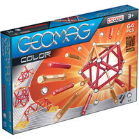 Geomag Starter Set Assorted Color - 64 Pieces