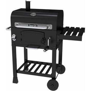 Dyna-Glo Grills Compact Charcoal Grill in Black DGD381BNC-D