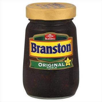 Crosse & Blackwell Pickles Branston, Pack of 6