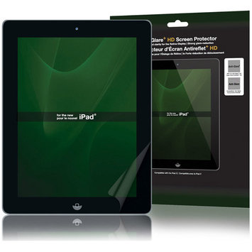 Green Onions Supply AG+ Anti-Glare Screen Protector for iPad 2/3/4