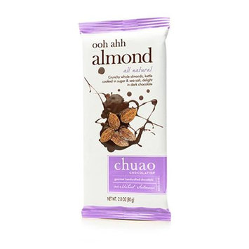 Chuao Chocolatier 900452 Ooh Ahh Almond Bar