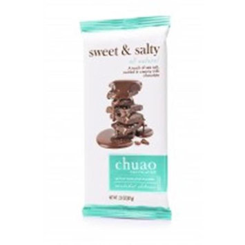 Chuao Chocolatier 900963 Sweet & Salty Bar