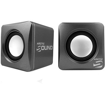 Arctic Cooling ARCTIC Sound S111 Compact dice-shape speakers, USB-Powe