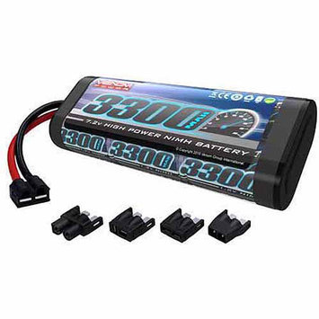 Venom Group International Venom 7.2V 3300mAh 6-Cell NiMH Battery with Universal Plug System