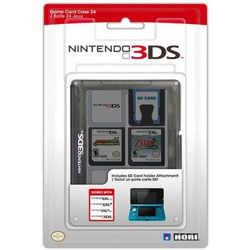 HORI Nintendo 3DS Game Card Case 24 - Black