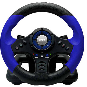 Hori - Racing Wheel For Playstation 4 And Playstation 3 - Black