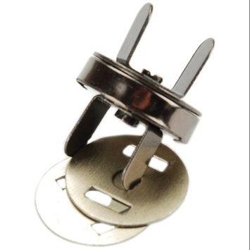 Sunbelt Fasteners MS18mm-BN Magnetic Purse Snap, 18mm, Black Nickel 086139