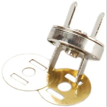 Sunbelt Fasteners MS14mm-N Magnetic Purse Snap, 14mm, Nickel 086145