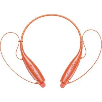 Brand New LG Tone+ HBS730 Stereo Bluetooth Headset Neckband Style - ORANGE