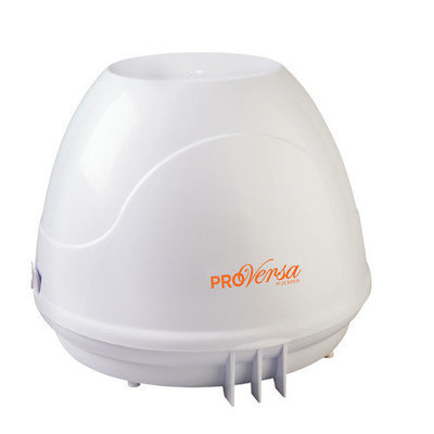 Jerdon ProVersa Salon Style Folding Hard Bonnet Hair Dryer