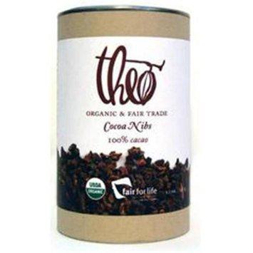 Theo Chocolate Organic Cocoa Nibs - 9 oz
