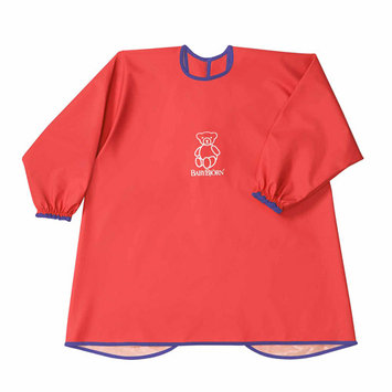 Baby Bjorn Eat & Play Smock - Red